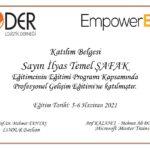 LODER Eğitimcinin Eğitimi EmpowerEDU